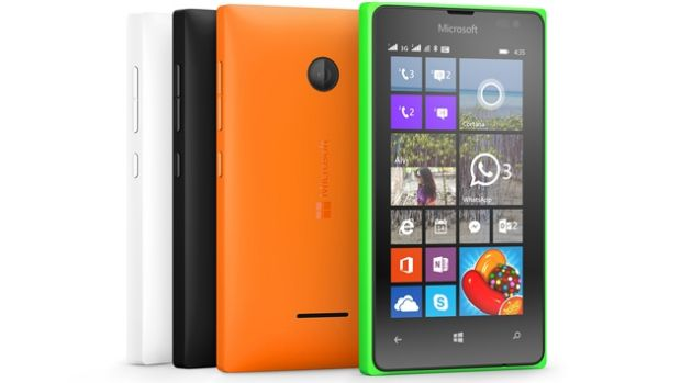 The Lumia 435 is expected to be sold for less than $100.
