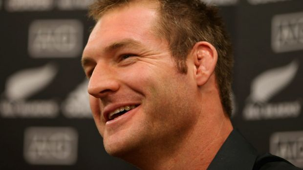 Champion: Former All Blacks lock Ali Williams has announced his retirement from rugby at the age of 33.
