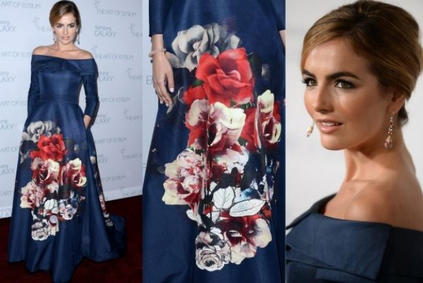 THE GOOD: Camilla Belle looks totally regal in this Carolina Herrera gown. I'd love Duchess Kate to wear something like ...