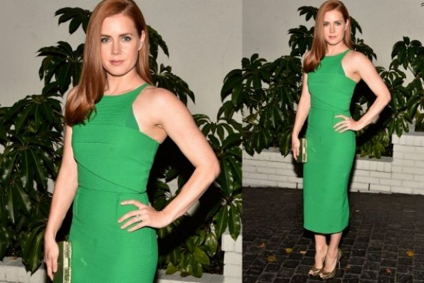 THE GOOD: She's very happily married and so I hope this is never the case, but if Amy Adams is ever dumped and then ...