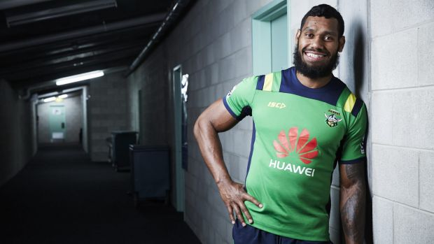 Canberra Raiders winger Sisa Waqa will debut for the club at the Auckland Nines.