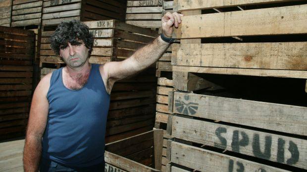 Tony Galati's decision to give away 200 tonnes of spuds has brought the politics of the potato industry to a boiling point.
