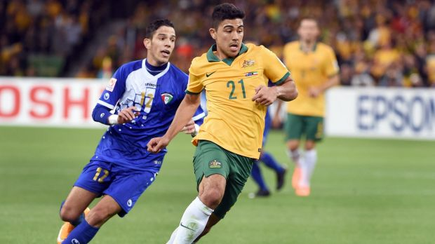 """No way: Ange Postecoglou laughed off suggestions that an attacking player such as Massimo Luongo would be """"sacrificed"""" ..."""