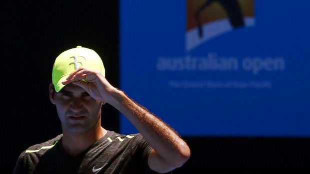 Big four: Australia's place as one of the slam events is in danger.
