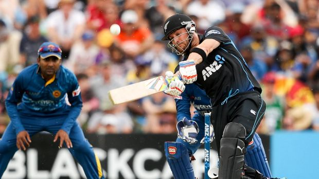 In-form: New Zealand skipper Brendon McCullum.