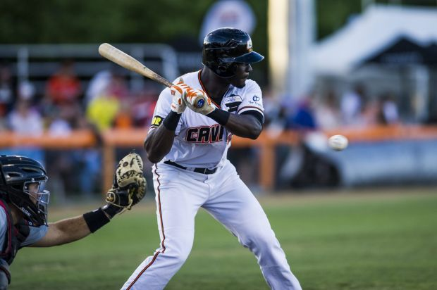 Canberra Cavalry's Anthony Alford
