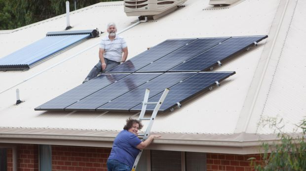 146,000 NSW households had signed up to the Solar Bonus Scheme, which ends in December.