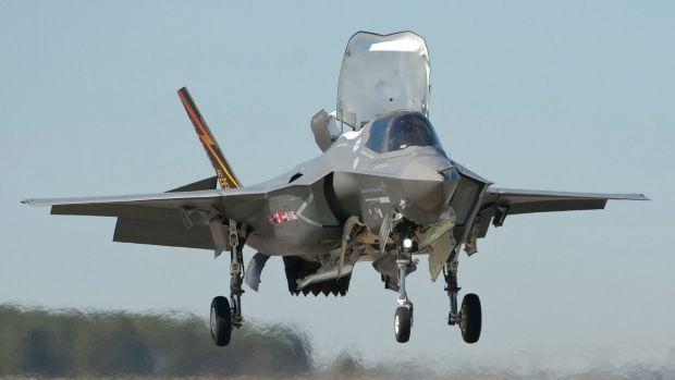 Stolen secrets: Chinese cyber spies have stolen details relating to the Joint Strike Fighter, or F-35 Lightning II.