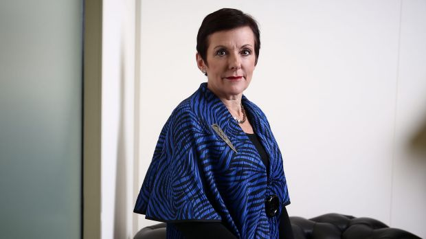ACCI chief executive Kate Carnell wants the Abbott government to drop its controversial levy.
