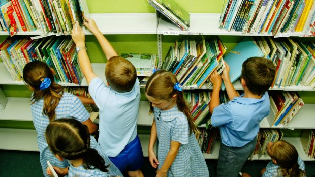 If a love of literature hasn't started at home with the bedside story, then the classroom is surely the next touch point.
