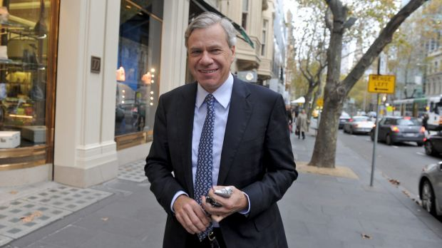 Liberal Party heavyweight Michael Kroger.
