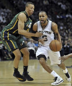 Sidelined: Patty Mills.