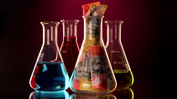 Scientists are experimenting with alternative funding models.