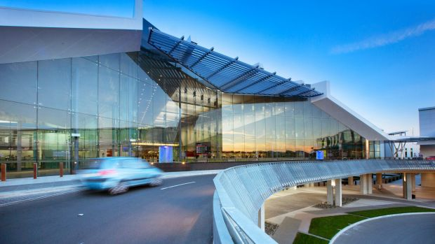 The new Canberra Airport master plan will give it the capacity to take freight flights over a 24-hour period.