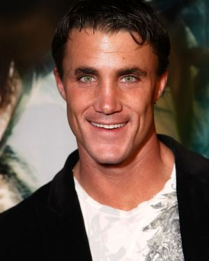 Greg Plitt at a Hollywood premiere in 2008.