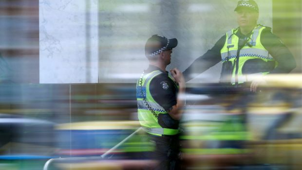 Police are still trying to identify a woman who died following a motorbike accident