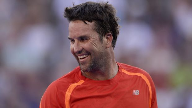 Pat Rafter has heaped praise on Kyrgios, but has some words of warning.