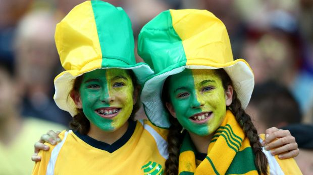 Socceroos fans have been wrong-footed by their team not finishing on top of Group A.
