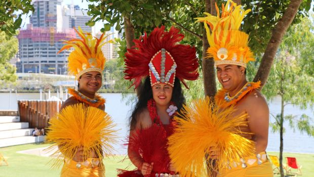 The Heilani Polynesian Dancers will dazzle with a colourful display of culture as part of official Australia Day ...