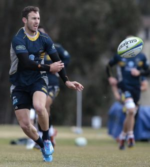 Nic White will be hard to replace, says Brumbies coach Stephen Larkham.