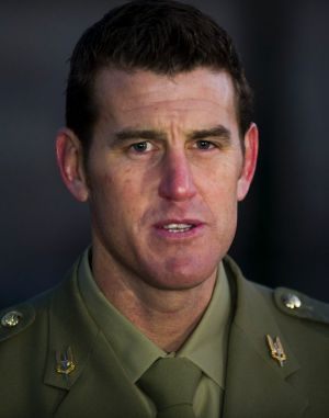 Modern Anzacs are central to our national identity: Ben Roberts-Smith.