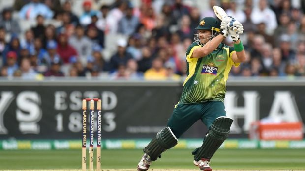 Injury concern: Shane Watson is set to be rested.