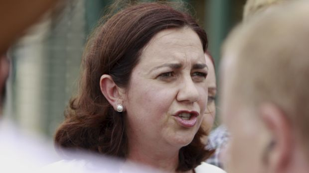 Premier Annastascia Palaszczuk is expected to be returned to power.