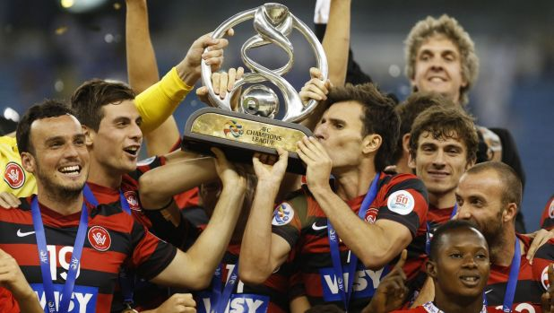 Shifting grounds: The Wanderers are set to play Asian Cup matches away from Pirtek Stadium