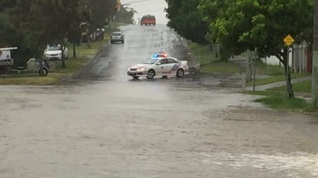 Brisbane weather: Rain causes floods, road closures and ...