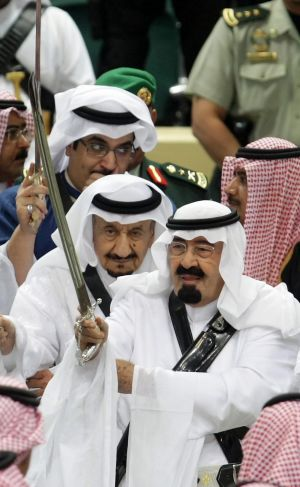Uneasy legacy: King Abdullah lowered the curtain on the first generation of Saudi successors to his father, King ...