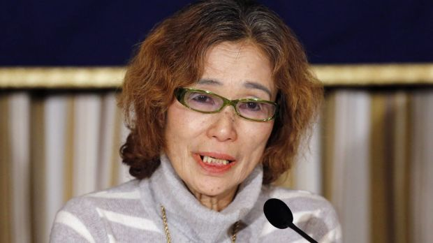 """""""I say to you people of the Islamic State, Kenji is not your enemy. Please release him"""": Junko Ishido, mother of ..."""