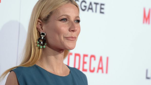The worst thing Paltrow did was perfect the English accent.