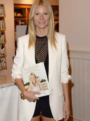 Paltrow is always happy to offer health and wellbeing advice.