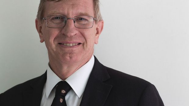 World expert: Renal specialist Dr Jeremy Chapman is appointed a Companion of the Order of Australia.