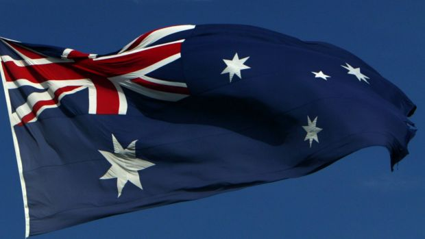 should the australian flag be changed One man is on a mission to change the australian flag what do you think about  this controversial issue - wyzacomau.