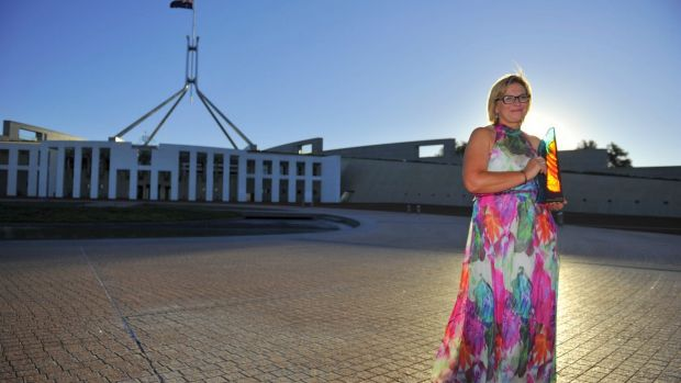 Australian of the year Rosie Batty spoke of her son Luke's murder at the hands of his mentally unstable father in a way ...