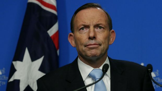 Tony Abbott's address on Monday will be a critical moment to outline his plans for the future.