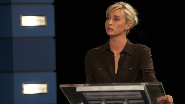 Asher Keddie is one of several Australian public figures who have thrown their support behind two Australians facing the ...