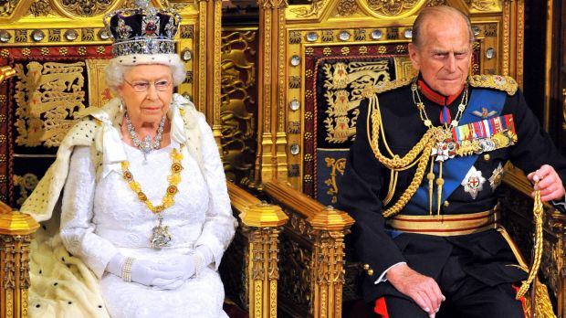 History of service: Prince Philip has been a constant source of strength and support to the Queen and together they have ...