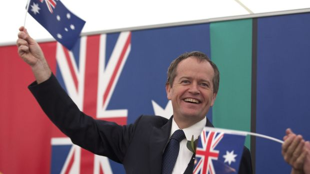"""It's outside the mainstream, I think, of Australian thinking to have done this"": Labor leader Bill Shorten on the PM's ..."