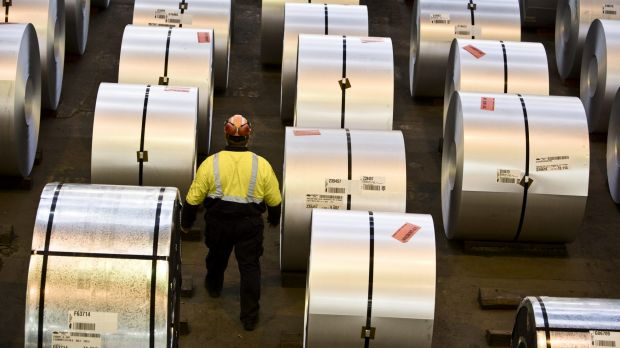 Deutsche Bank says this reporting season has been positive for Australian steel companies, with BlueScope Steel and ...