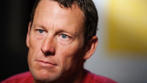 Lance Armstrong: The disgraced cyclist has been ordered to pay millions after he lost a lawsuit.