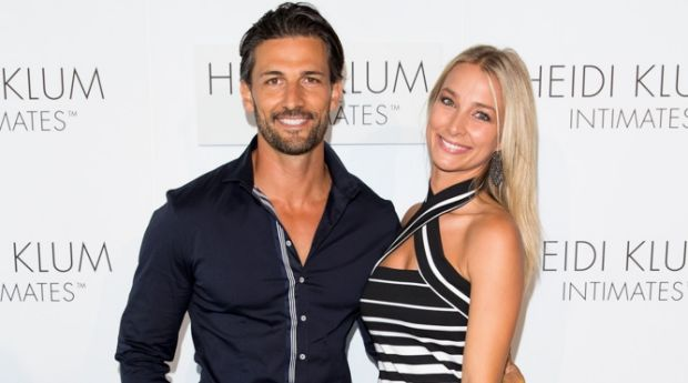 Wedding bells: The Bachelor's Tim Robards and Anna Heinrich have been blissfully in love since the end of season one in 2013.