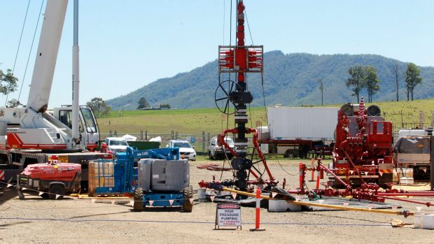 NSW National MPs want the party to change its policy and support a ban on coal seam gas extraction in the Northern ...