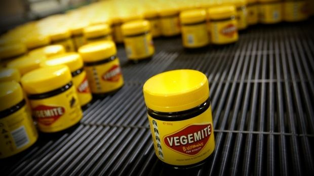 What's unAustralian about Vegemite?