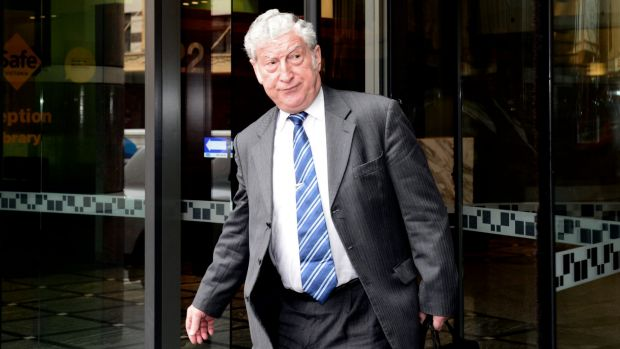Prominent criminal barrister Alex Lewenberg allegedly told a victim of a sex offender he should not have co-operated ...