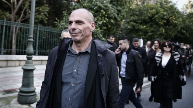 First-time minister Yanis Varoufakis will spearhead the bailout renegotiation talks with Greece's EU partners that ...