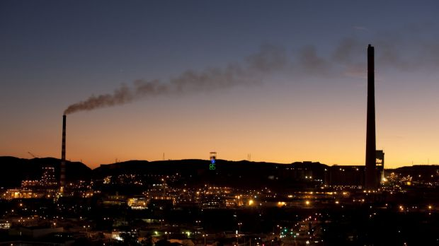 A new smartphone app is available that tells you the sulphur dioxide levels in Mount Isa.