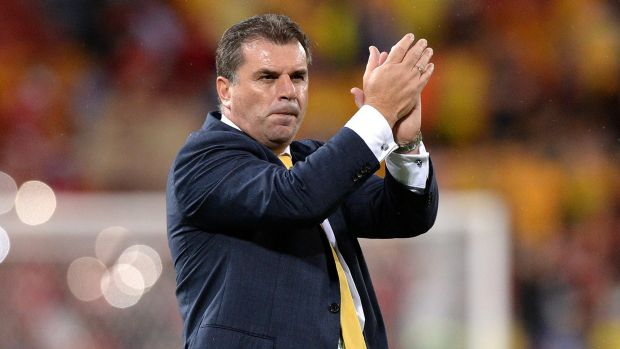 Vindicated: Postecoglou can rightly feel he has silenced the doubters.