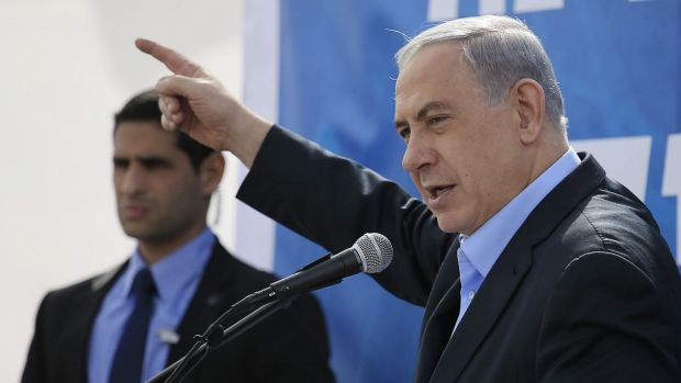 Israeli Prime Minister Benjamin Netanyahu  has criticised US plans to reach a deal with Iran on its nuclear program.